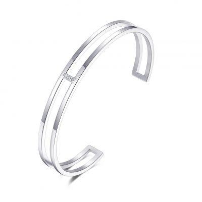 Stones Bracelet Silver
