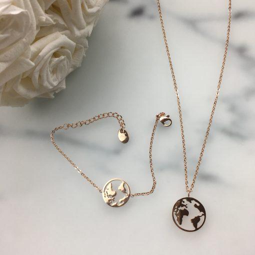 Victoria Grey Gift Set World